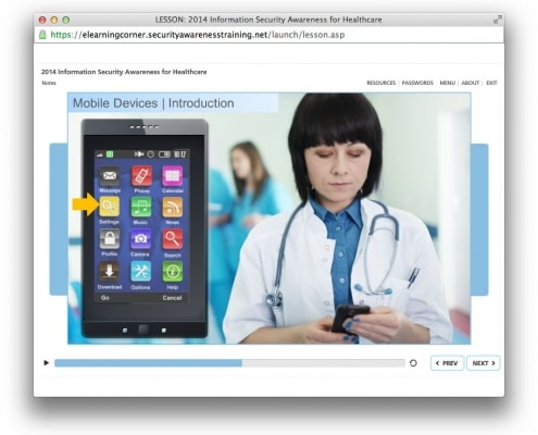 Information Security Awareness for Hospitals