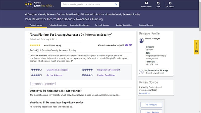 ELC Information Security Review 3