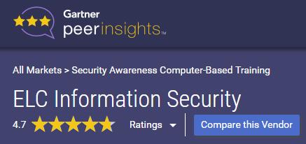 ELC Verified Reviews on Gartner Peer Insights