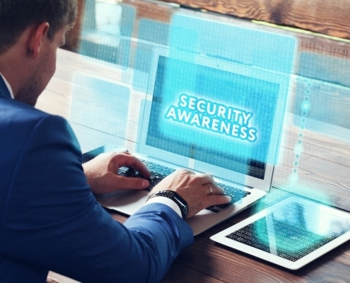 customized security awareness training course