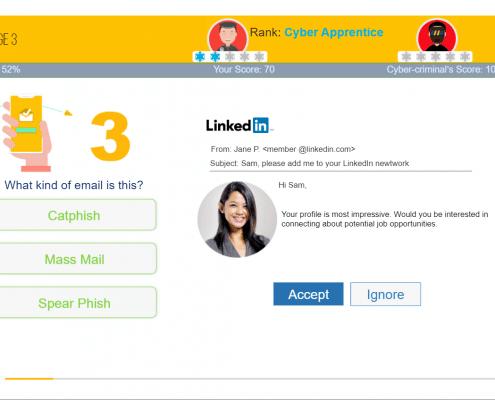 gamified phishing awareness training 5