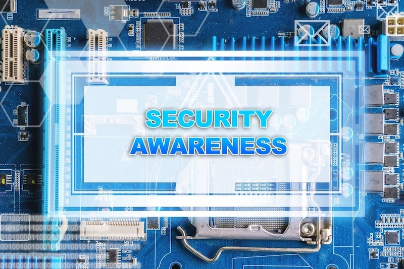 security awareness questions